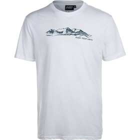 North Bend Radisson Short Sleeve Tee Men, white